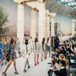 "A Grécia ""ideal"" de Karl Lagerfeld para Chanel"